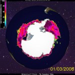 Record Antarctic Ice