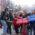 Cold Protesters