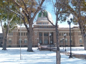 Roswell, NM Seat of Justice