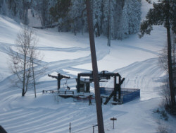 Ski Valley getting ready after a big December storm in '07